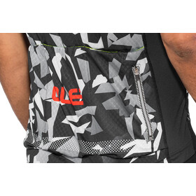 Alé Cycling Graphics PRR Glass Maillot manches courtes Homme, black-grey